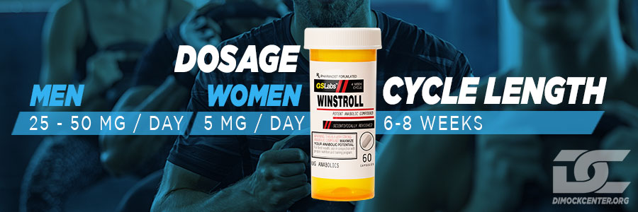 winstrol stanozolol cycle dosage