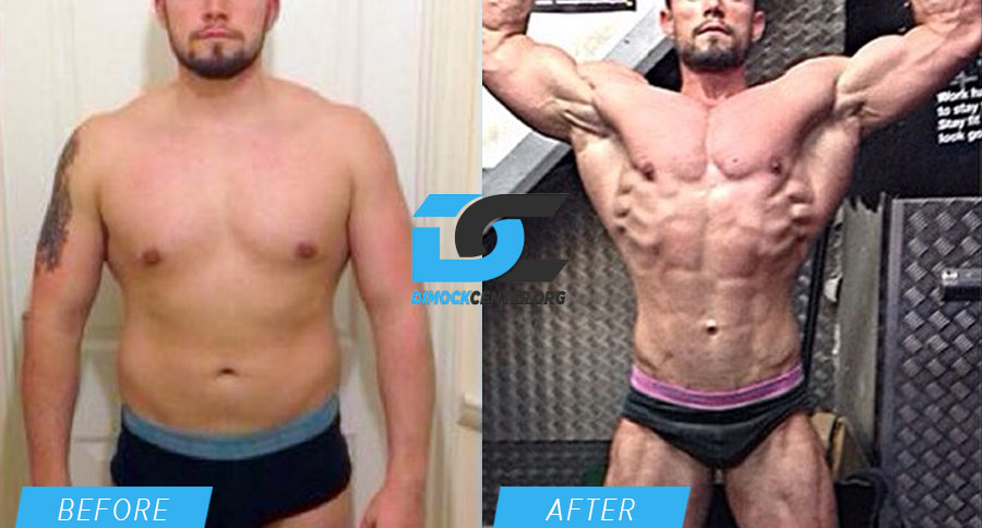 tren results before and after log